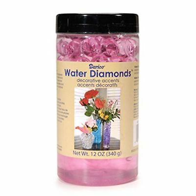 1 Bag of PINK Water Beads Floral Design Marbles Pearls Weddi