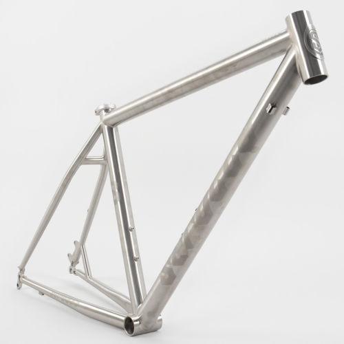 Titanium Bike Frame | eBay