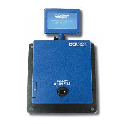 34 Dr 60 - 600 Ft Lbs Cdi Digital Torque Tester - 6004-f-dtt