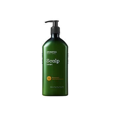 [Aromatica] Rosemary Scalp Scaling Shampoo 400ml