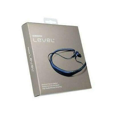 Level U Bluetooth Wireless In-ear Headphones Stereo Neck Headset For Samsung A++