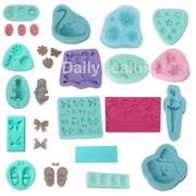 Polymer Clay Molds