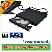 Panasonic Blu Ray Burner