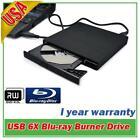 Panasonic Blu Ray Burner