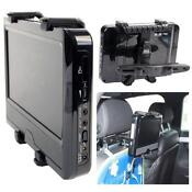 Car Headrest Portable DVD Player