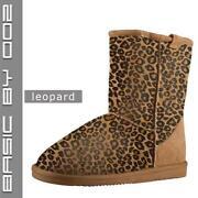 Leoparden Boots