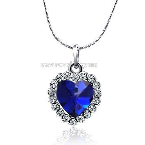 4ee92004c Swarovski Heart of The Ocean: Jewellery & Watches | eBay