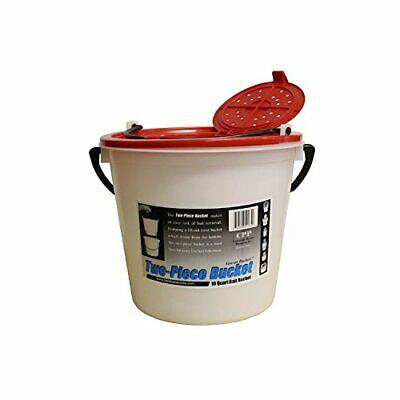Challenge Bait Bucket Plastic 10Qt