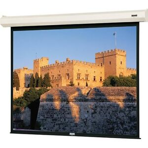 "QX-72"" Pulldown Projection Screen"