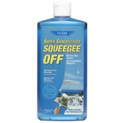 Ettore 30116 Squeegee-Off Window Cleaning Soap -