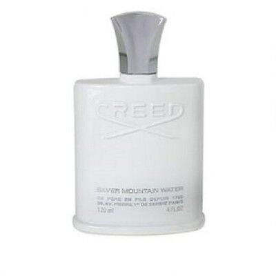 Silver Mountain Water By Creed Eau De Parfum Spray 4 0 Oz 120Ml Unboxed
