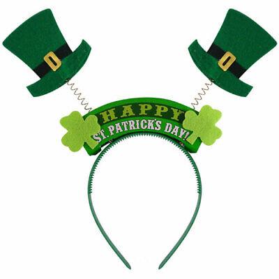 St.Patrick's Day Irland Irisch Kostüm Warnung Bopper-Hut - Irischer Hut Kostüm