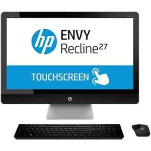 HP ENVY Recline TouchSmart All in One - 27-k309