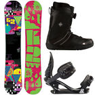 K2 Women Snowboards with Bindings