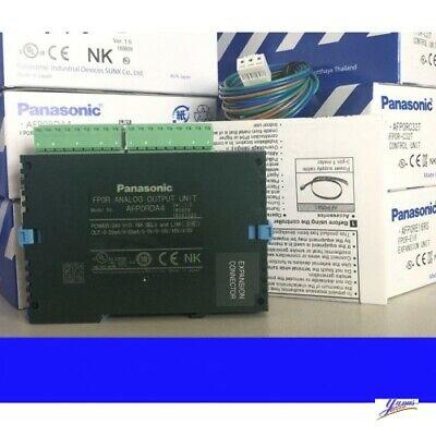 1pc New In Box Panasonic Afp0rda4 Analog Output Unit Us Seller