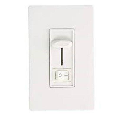 VIRIBRIGHT Slide Dimmer Light Switch Universal LED Dimmer Max 140W WHITE