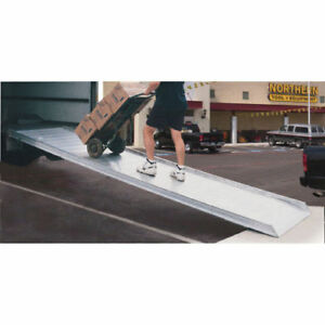 emtek 8260 14 ft aluminum loading ramp