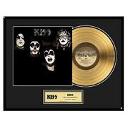 Kiss Gold Record