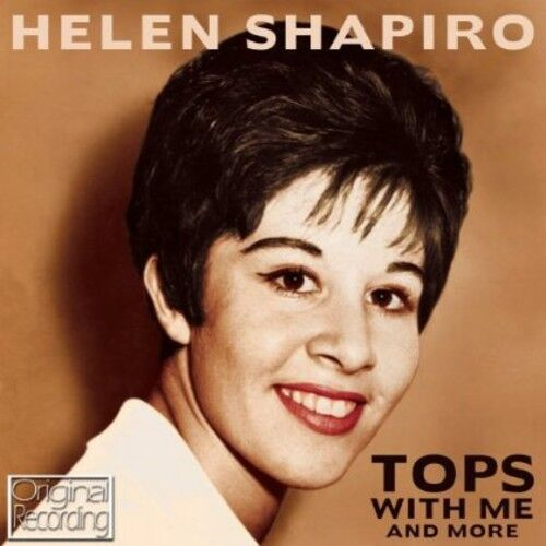 Helen Shapiro - Tops with Me & More [New CD]