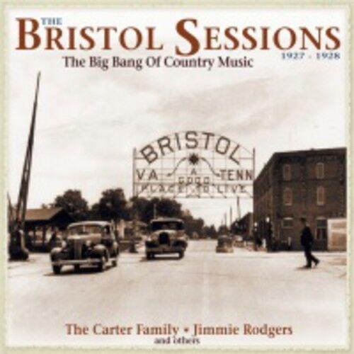 Various Artists - Bristol Sessions 1927-28-Big Bang of Country Music [New CD] Bo