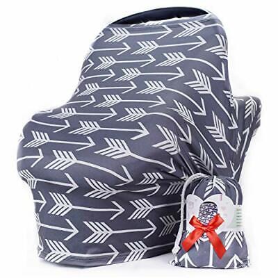 Narsing Cover Scarf ng Nars - Canopy ng Kotse, Maraming gumamit ng upuan ng Baby Car ...