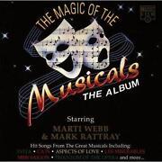 Marti Webb CD