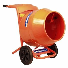 brand new boxed belle minimix 150 110v cement mixer