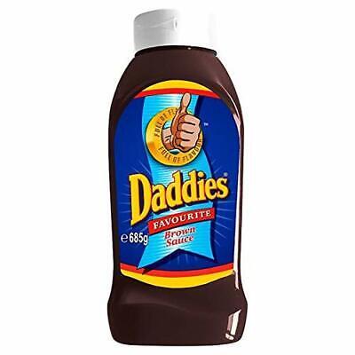 Daddies Brown Sauce 685 g