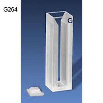 Azzota 10mm Pathlength Micro Standard Cuvettes - 1.4ml