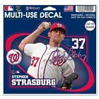 Stephen Strasburg MLB Decals