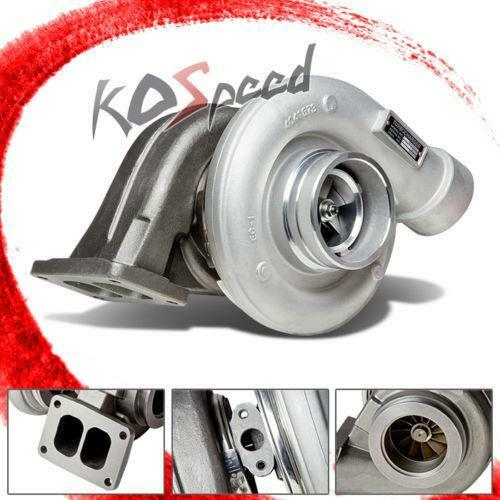 Borg Warner S500sx Turbocharger 88mm: T6 Turbocharger: Turbo Chargers & Parts