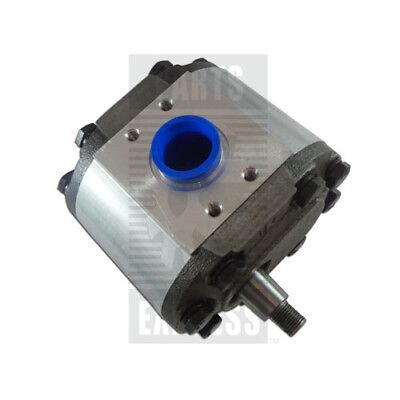 Ford New Holland Hydraulic Pump Part Wn-e2nn600ba On Tractor Tw10 Tw20 Tw25 Tw30
