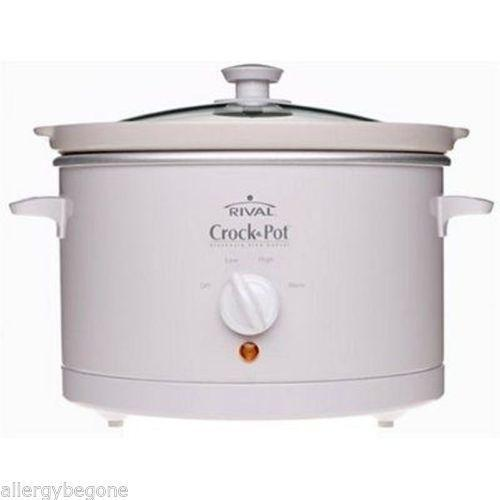 6 Quart Crock Pot Ebay