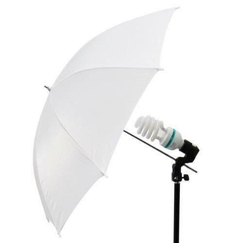 "33"" Photography Studio Translucent Shoot Through Soft White Umbrella Diffuser"