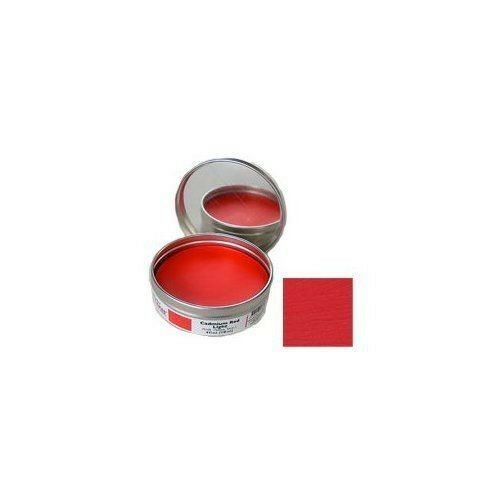 Enkaustikos Hot Cakes Encaustic Wax Paint Cadmium Red Light 1.5 oz Tin