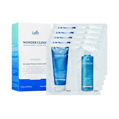 [LADOR] Wonder Clinic Pouch Set 1Pack (10ml*10ea) / Professional Salon Care (AU)