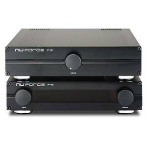 NUFORCE P9 Pre Amplifier High End Pre Amp BLACK Sydney City Inner Sydney Preview