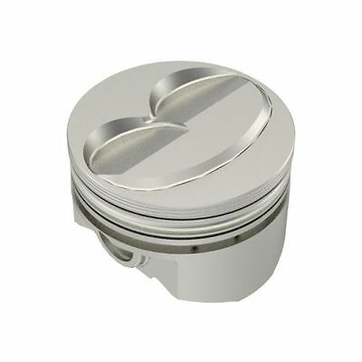 KB Performance Pistons KB116.030 Ford 302 Solid Dome Pistons, 4.030