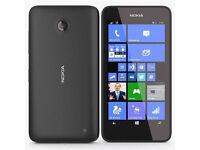 Nokia Lumia 635 Unlocked with Case