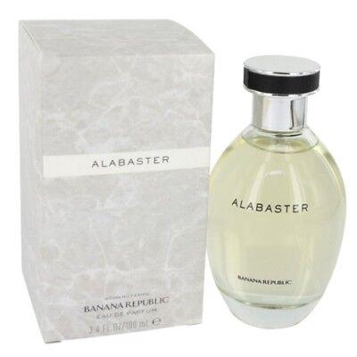 Banana Republic Alabaster 3.4 oz EDP Perfume for Women New In Box Banana Republic Women Perfume