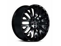 Range Rover Sport Vogue Alloy Wheels and Tyres Kahn RS2 23 inch set of 4