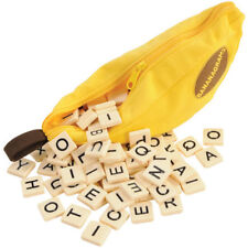 BANANAGRAMS GAME EDUCATIONAL SPELLING WORD FUNNY TRAVEL PLAY BOARD TOY PUZZLE