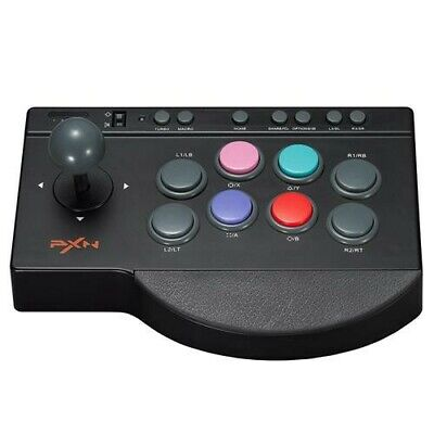 PC Arcade Game Joystick USB 2.0 Fighstick Controller