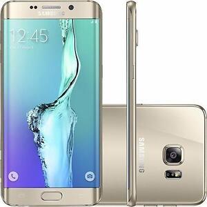 SAMSUNG GALAXY S6 EDGE PLUS (G925V) GOLD 32GB UNLOCKED SMARTPHONE WITH WARRANTY