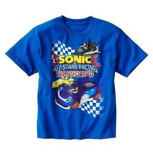 e224f96b125 Boys Sonic T-Shirts