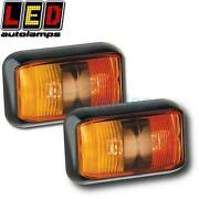 12 Volt LED Lights Amber
