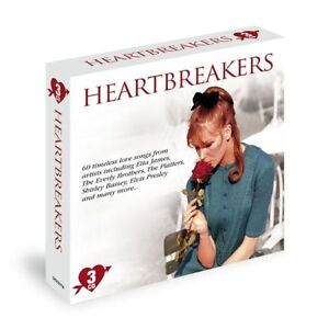 HEARTBREAKERS-NEW-3-CD-BOX-SET-60-TIMELESS-LOVE-SONGS-HITS-OF-THE-50s-60s