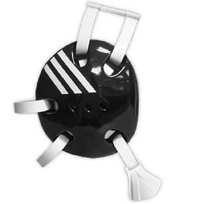 Adidas Response Wrestling Ear Guard Headgear, One Size - Black