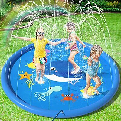 """Peradix Sprinkler for Kids and Toddlers 68"""" Inflatable"""