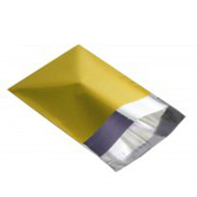 100 Metallic Yellow 6.5